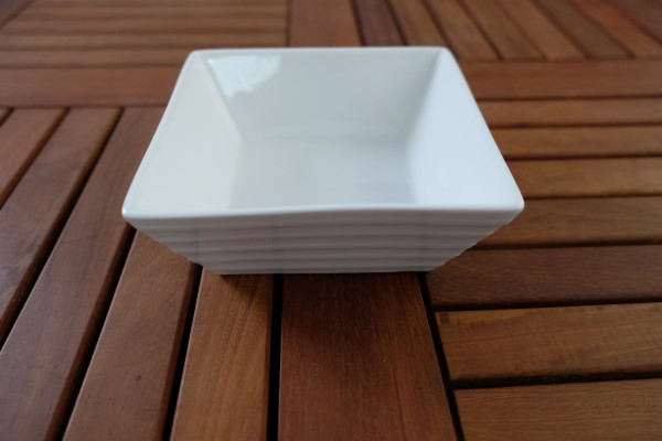Cuinox Twin String bowl vierkant