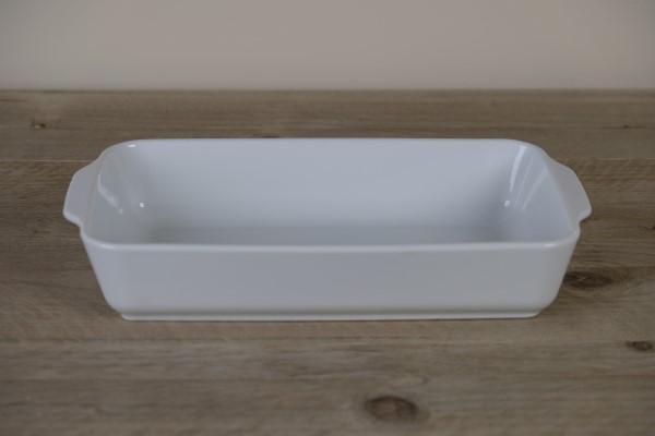Cuinox rechthoekige schaal/lasagneschaal 210-130-H45mm-600ml