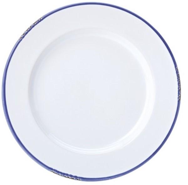 Avebury blue plat bord