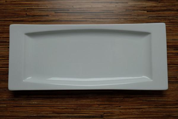 Cuinox Venetia rechthoekig bord 380-210mm