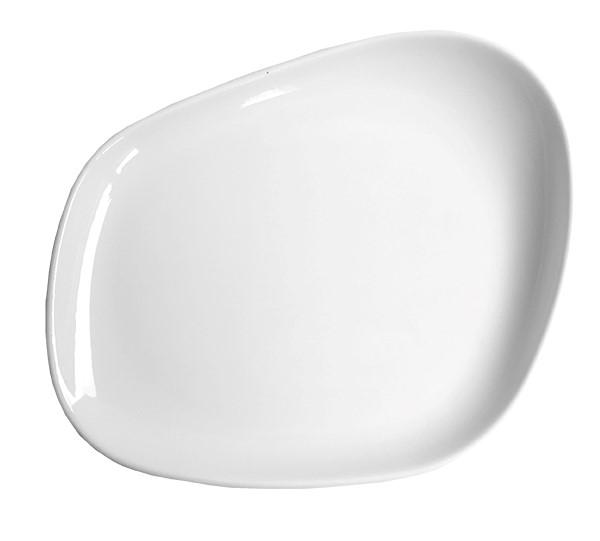 Cookplay Yayoi Line flat plate 23x20x3,5cm